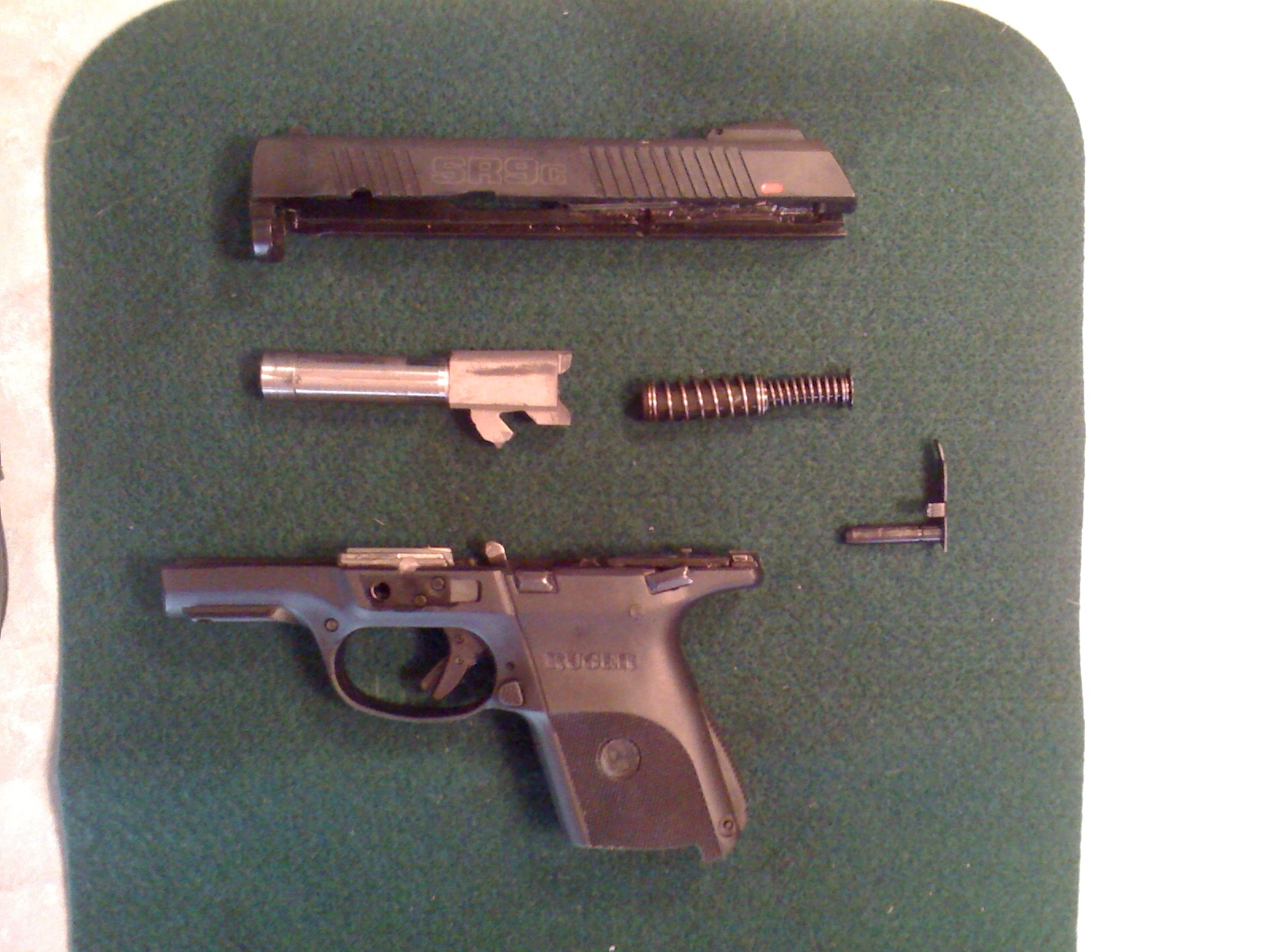 Thoughts on the Ruger SR9c – Gun Nuts Media
