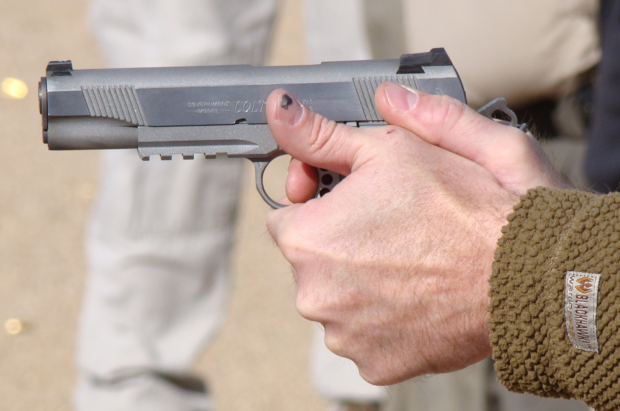 Colt XSE Rail Gun – Gun Nuts Media