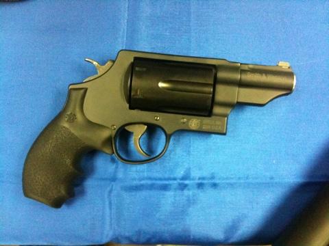 Smith & Wesson Governor   Gun Nuts Media