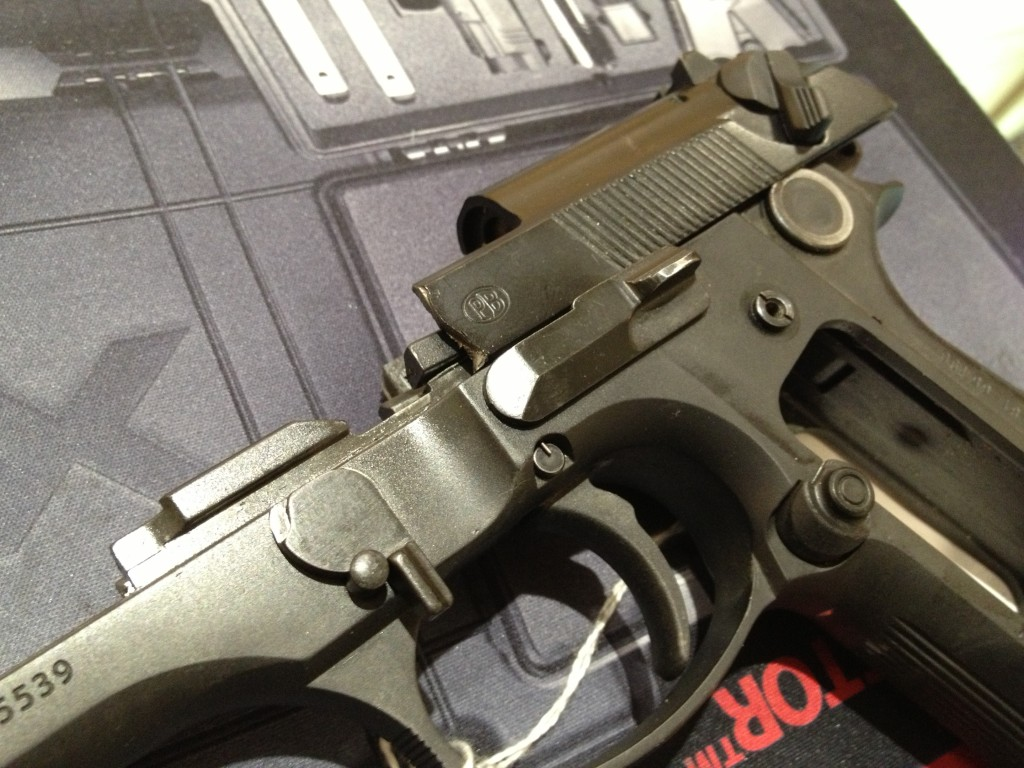 Why not Beretta? [Archive] - M4Carbine net Forums