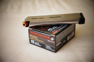 Winchester PDX1 45 ACP