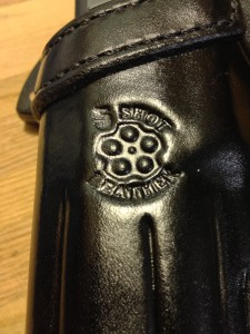 5 Shot Leather logo