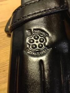 5 Shot Leather logo